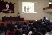 Cine Foro in útero por primera vez en América Latina