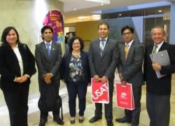 Reflexionan sobre juventud peruana y derecho laboral