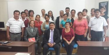 Pobladores y USAT logran instalación de Juzgado de paz