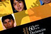 Jornadas universitarias: 60 años de la Declaración Universal de los Derechos Humanos