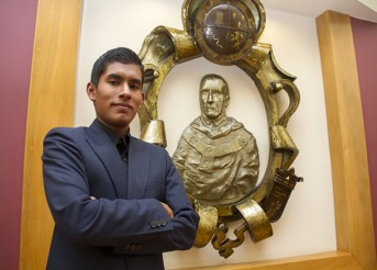 Líder Scout estudia en la USAT y representa a Perú a nivel mundial