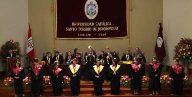 Reconocen el grado de Maestro de Escuela de posgrado- USAT en SENESCYT-Ecuador