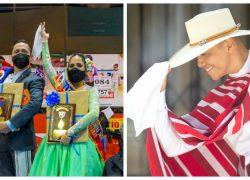 Egresado USAT es el primer chiclayano en obtener el título de Campeón de Campeones en Marinera Norteña