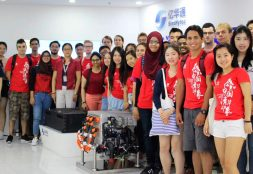 Egresado USAT obtiene beca en la Universidad Tsinghua en China