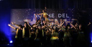 Noche de magia, brillo y talento USAT