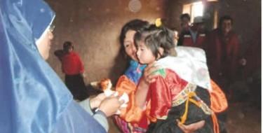 Navidad solidaria USAT 2014 hizo sonreír a 716 niños