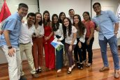 Residentes de segunda especialidad participaron en el I Encuentro de Odontología Estética y Restauradora Lima 2020