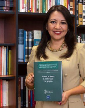 Docente de la Facultad de Derecho USAT publica en obra colectiva