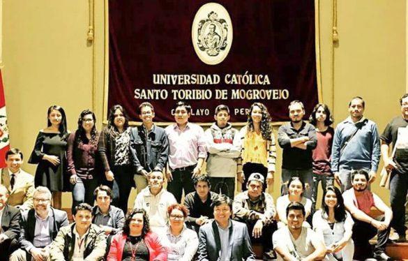 """Comunidad Lambayecana participa de las Jornadas Interdisciplinarias """"Ciudad, Espacio Público y Comunidad"""""""