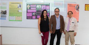 Estudiantes de Arquitectura USAT participan del Concurso de Reseñas a través de posters