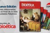 """Revista """"Apuntes de Bioética"""" USAT lanza su nueva edición sobre final de la vida y cuidados paliativos"""
