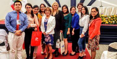 Delegación de la Facultad de Derecho USAT participa en el II Congreso de Universidades Católicas