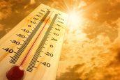 ¿Cómo afectan los golpes de calor a nuestra salud?