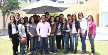 OM USAT capacita a estudiantes en análisis y monitoreo de medios