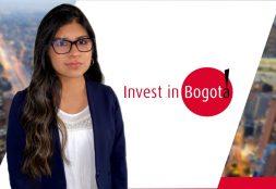 Estudiante de la Facultad de Derecho es seleccionada como practicante preprofesional en Invest in Bogotá