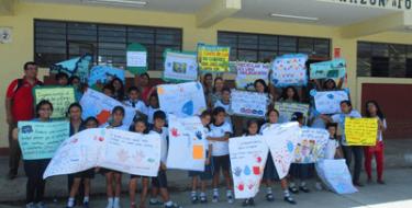 Educación USAT promueve cuidado del medio ambiente