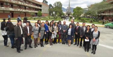 Profesores USAT participan de pasantía en Loja