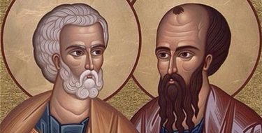 Pedro y Pablo: Apóstoles de la Evangelización