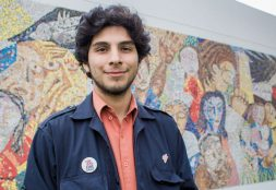 Estudiante USAT gana premio latinoamericano de  cine en Argentina