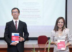 Profesores de Derecho inician Colección Jurídica USAT