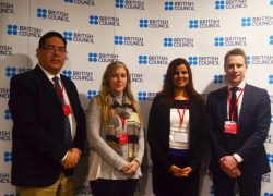 USAT presente en Assessment Forum de British Council