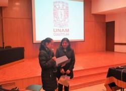 Profesora de la Facultad de Ingeniería USAT expone en UNAM
