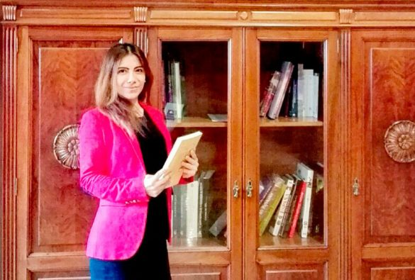 Profesora USAT publica investigación en revista de Universidad Argentina