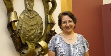 Profesora USAT es admitida en Asociación de Correctores de Textos del Perú
