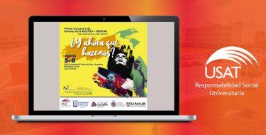 VOCCS USAT participan en Programa Juvenil de la Red de Responsabilidad Social de la ODUCAL