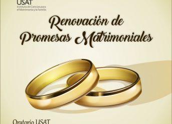 Renovación de Promesas Matrimoniales