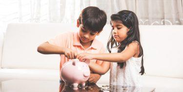 Descubre cómo promover el ahorro en los más pequeños del hogar