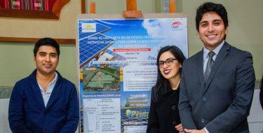 Estudiantes de Ingeniería Industrial USAT elaboran Proyectos De Energía Solar y de innovación