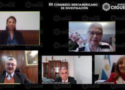 Rectora USAT participa en congreso virtual iberoamericano sobre gobernanza universitaria