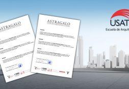 Docentes de la Escuela de Arquitectura USAT participan como evaluadores científicos de revista internacional