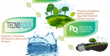 Nueva suscripción a revista: Tecnoaqua, El ecologista y Proyectos Químicos