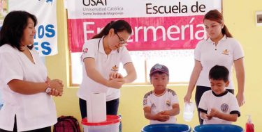 Estudiantes USAT buscan combatir la desnutrición infantil