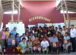 Capacitación a Pobladores de Huaca Rajada y Sipán