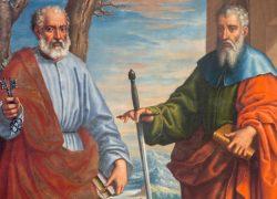 Solemnidad de San Pedro y San Pablo (Día del Papa)