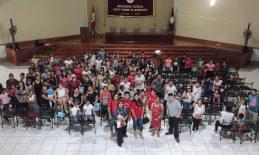 En el marco del programa CISUSAT seis comunidades se benefician con los talleres sociales inclusivos de verano