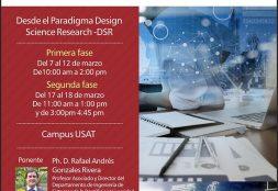 Tópicos de investigación en Ingeniería desde el paradigma Design Science Research – DSR