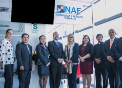 USAT y SUNAT inauguran Módulo NAF del Núcleo de Apoyo Contable y Fiscal