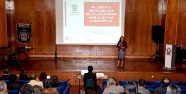 RSU USAT participa en conferencias a nivel nacional