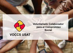 Nuevos estudiantes, egresados y colaboradores USAT se incorporan al Voluntariado VOCCS- USAT
