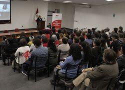 USAT realiza Workshop Internacional por el día del Adulto Mayor
